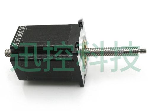 贯通式丝杆步进电机 东莞迅控自动化科技有限公司